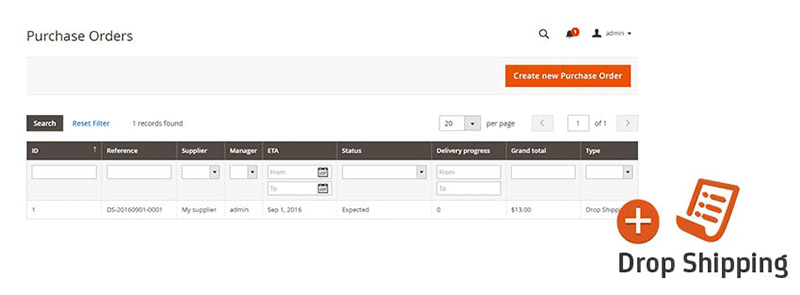 Drop Shipping Magento 2 Magento 2 Extensions