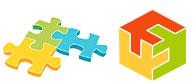 logo ERP Magento 1 et Magento 2