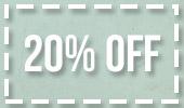 Magento offer 20%