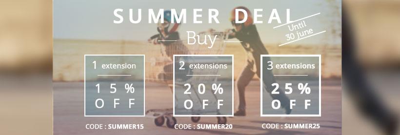 bandeau summer deal