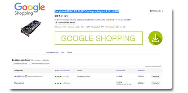 Google Shopping Price Tracker