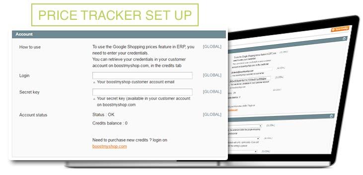 Popup installation Price Tracker