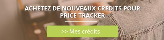 Prices tracker credit