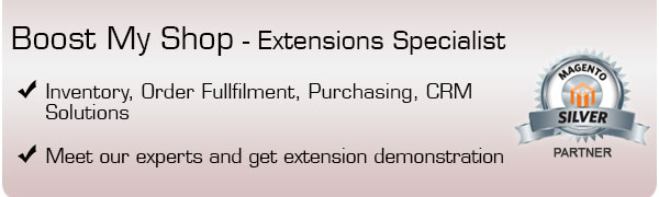 Boost My Shop - Extensions Specialist