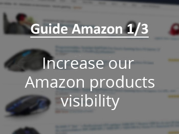 Increase your visibility on Amazon