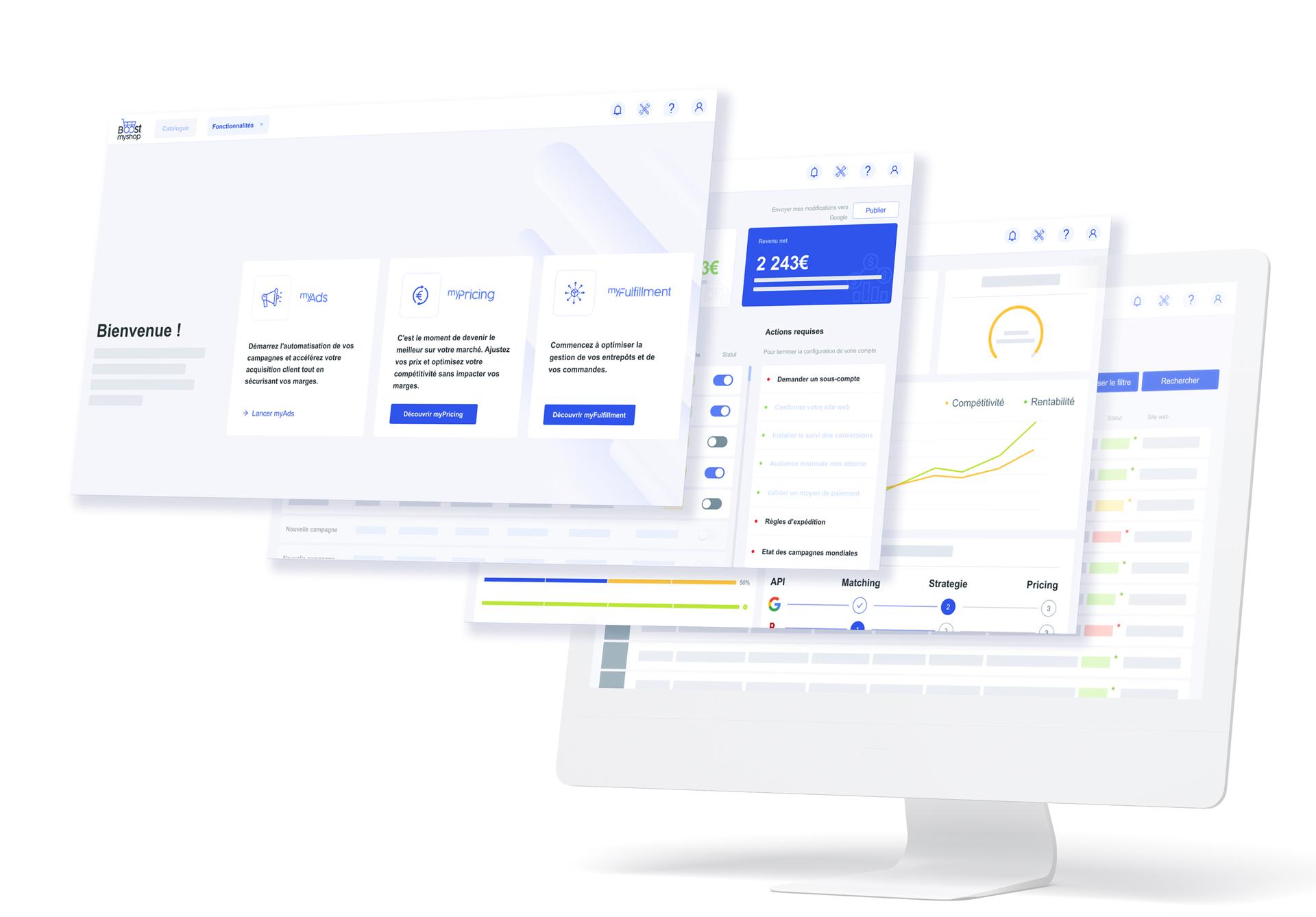 Boostmyshop solution SAS gestion entrepot